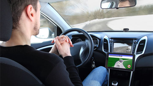 (Teil-)autonomes Fahren