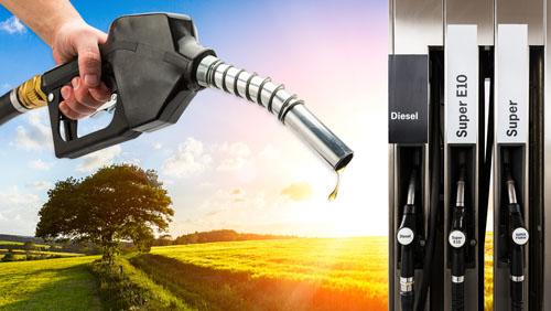 Biokraftstoffe