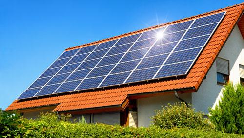 Solar-/Windenergie