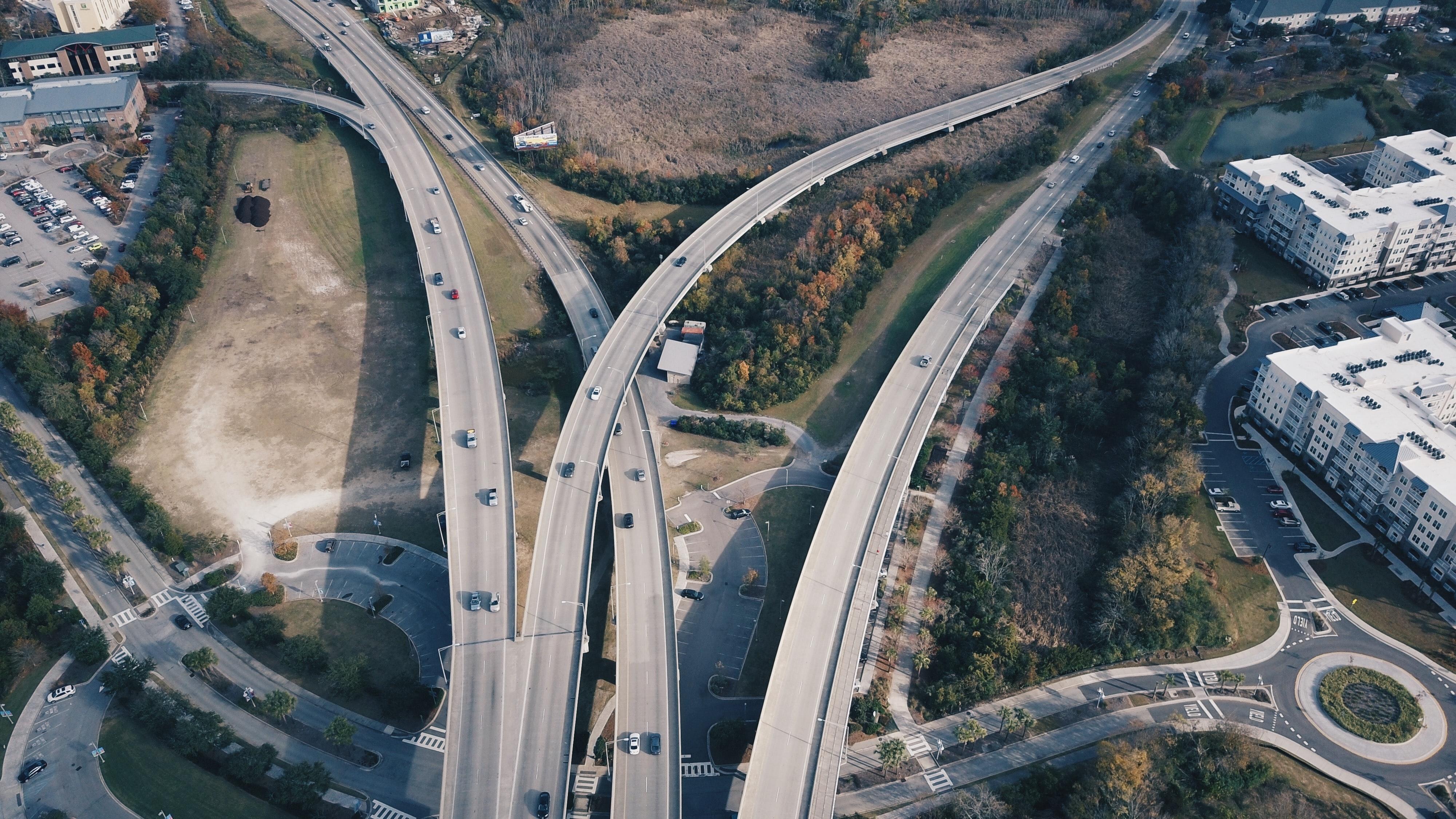 Top-Profiteure von Bidens Infrastruktur-Programm