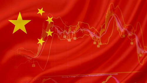 China Stocks an den US Börsen