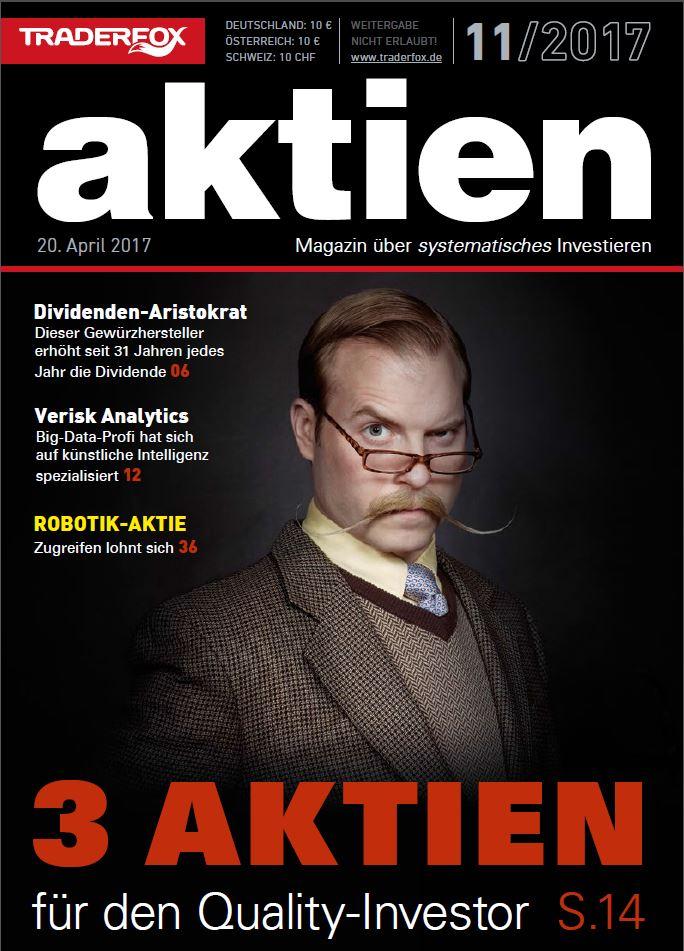 Aktien Magazin Nr 11 3 Qualitäts Aktien Kaufen Wir Jetzt Daimler