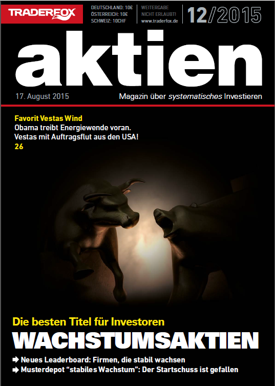 aktien Magazin Cover