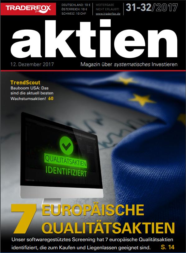 Aktien Magazin 3123 7 Europäischen Qualitätsaktien Zum Kaufen Und