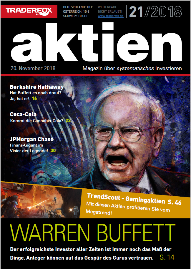 aktien Magazin Cover 21