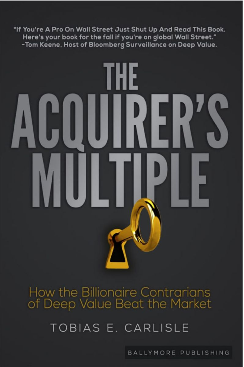The Acquirer's Mutiple