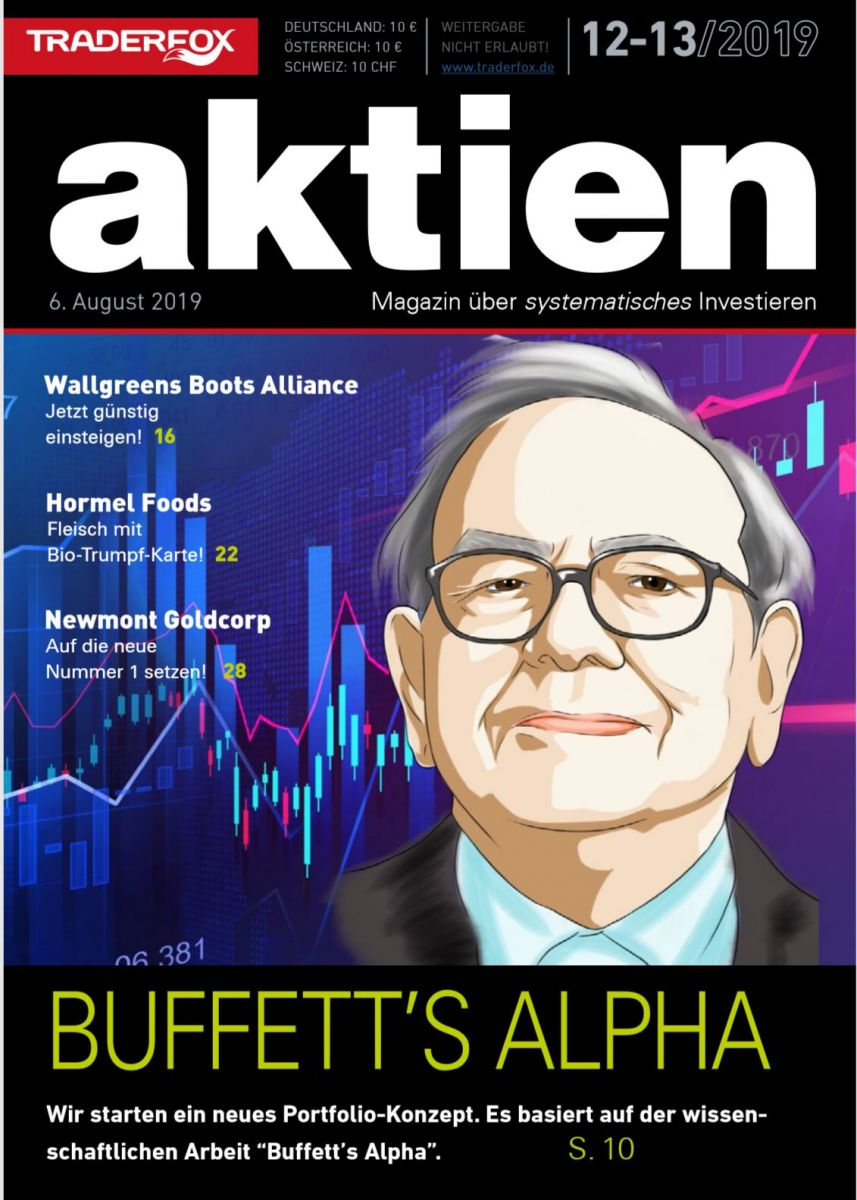 Cover aktien Magazin 080819