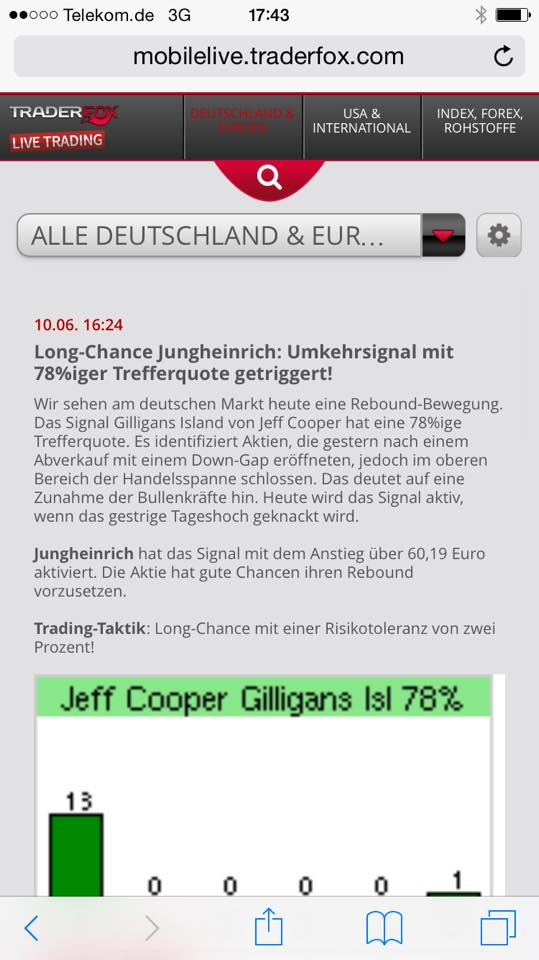 Live Trading App 2