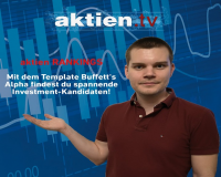 aktien RANKINGS: Mit dem Template Buffett's Alpha findest du spannende Investment-Kandidaten!