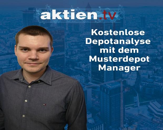 Kosenlose Depotanalyse mit dem Musterdepot Manager