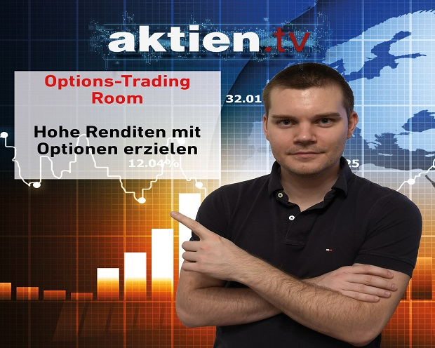 Options-Trading Room: Hohe Renditen mit Optionen erzielen