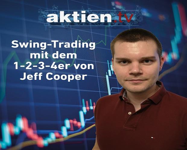 Swing Trading mit dem 1-2-3-4er von Jeff Cooper