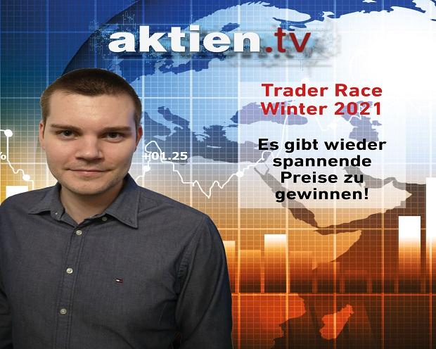 Trader Race Winter 2021: Es gibt wieder spannende Preise zu gewinnen!