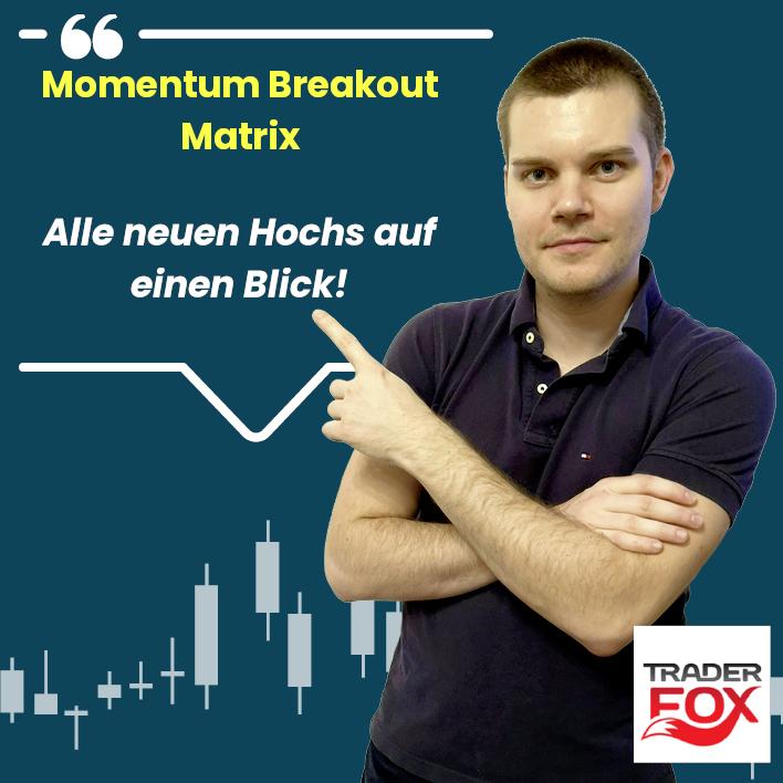 Momentum Breakout Matrix - Alle neuen Hochs auf einen Blick!